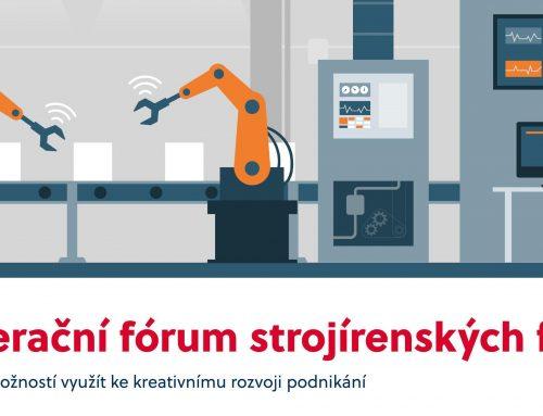 Kooperační fórum strojírenských firem