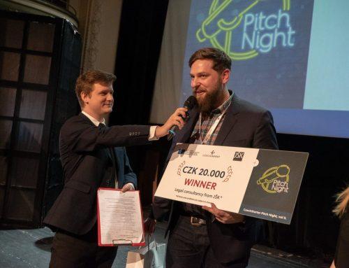 Kooperace.cz – absolutní vítěz CzechStarter Pitch Night