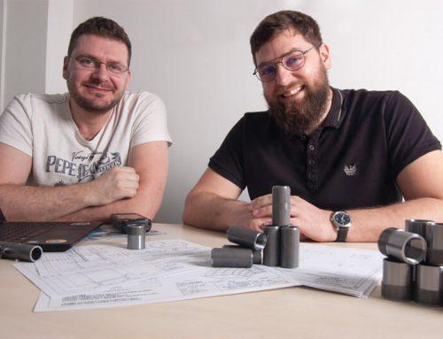 Rozhovor pro CzechCrunch – Vstříc moderní strojařině. Bratři Málkovi digitalizací chtějí změnit český průmysl a míří na miliardový trh
